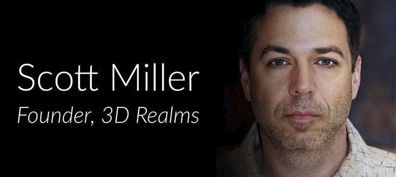 Scott Miller on IGN Unfiltered