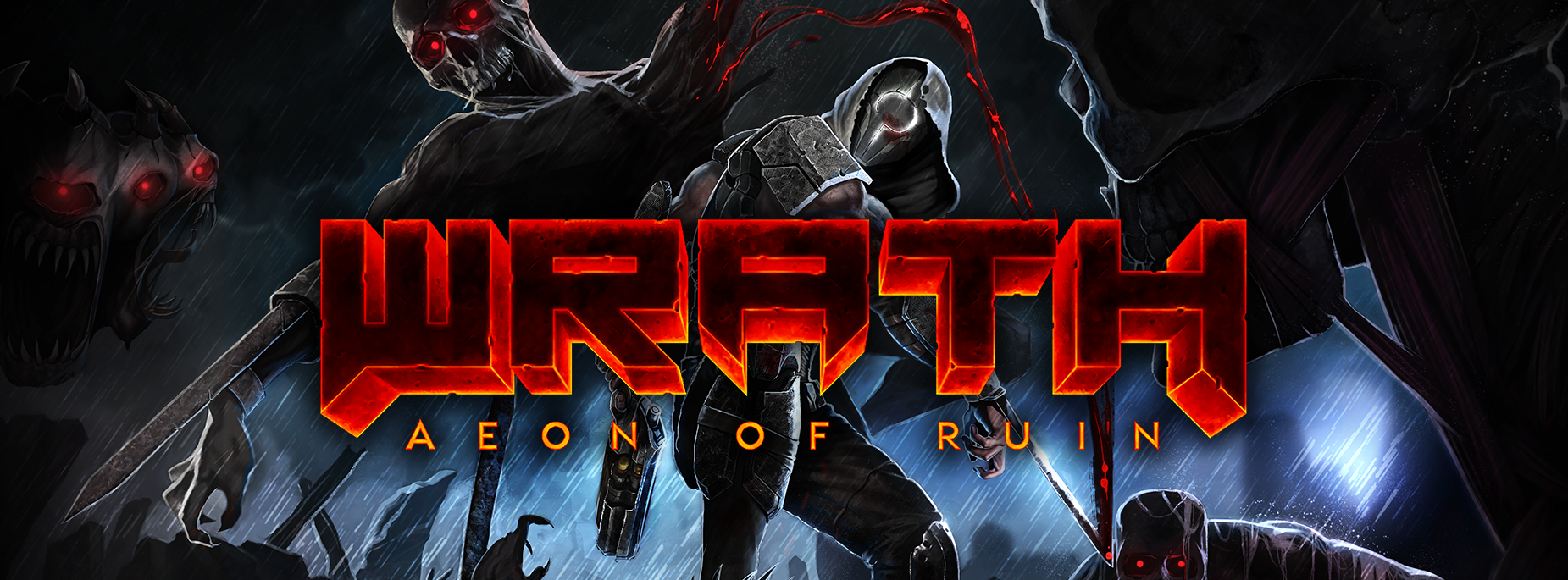 WRATH: Aeon of Ruin Announced