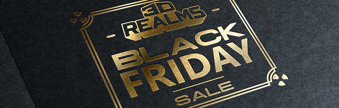 Black Friday Weekend 50% Discount Sale! Patch 1.1 Available! Paypal Supported!