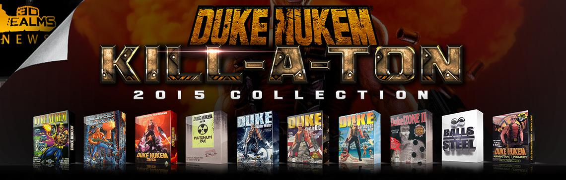 Duke Nukem Kill-A-Ton Collection
