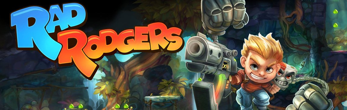 Rad Rodgers Kickstarter Now Open