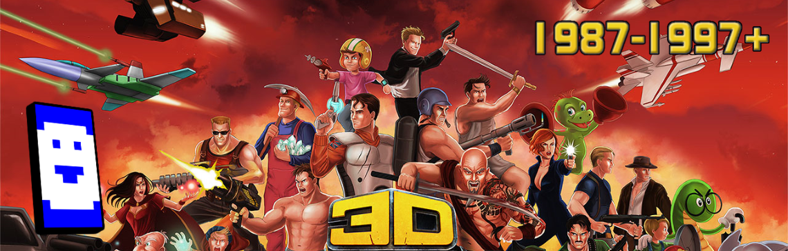 Stumbling Through the 3D Realms Anthology