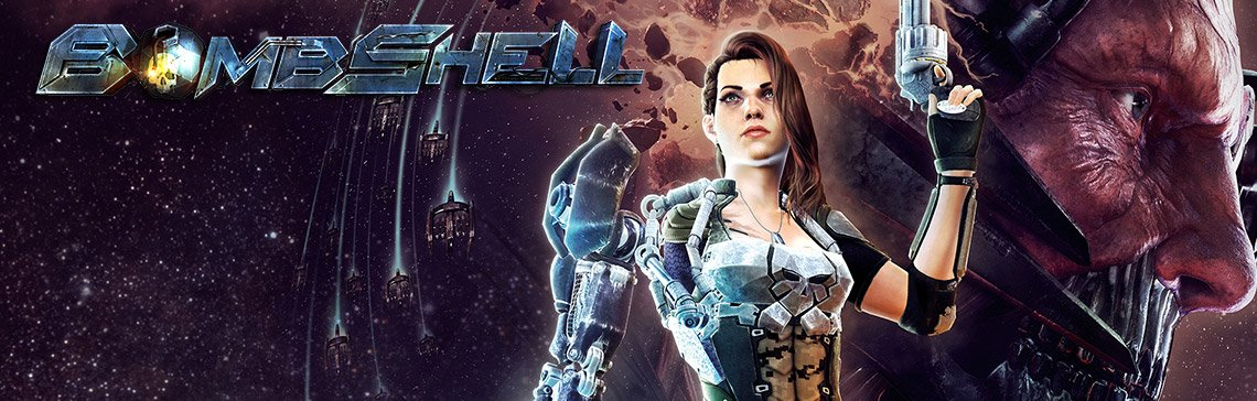 Bombshell Gameplay Trailer & Website now LIVE!