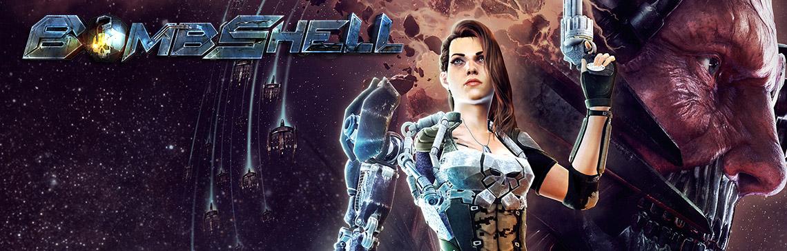 Bombshell Gameplay Trailer & Website now LIVE!