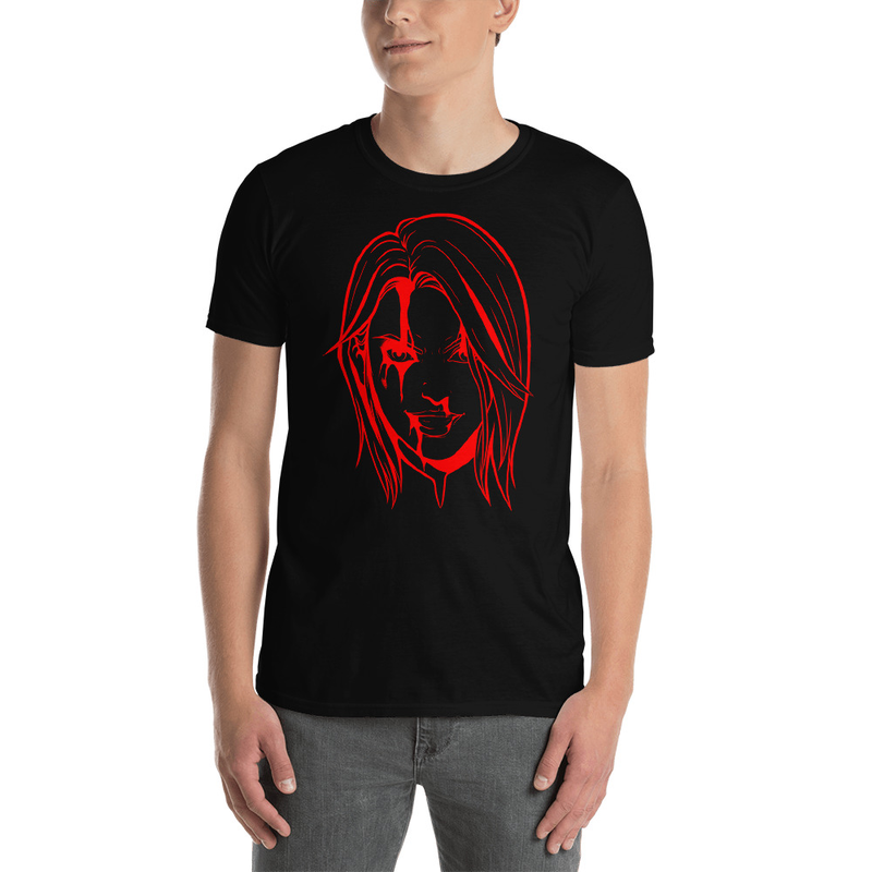 Ion Maiden Mad Shelly Unisex T-Shirt - S