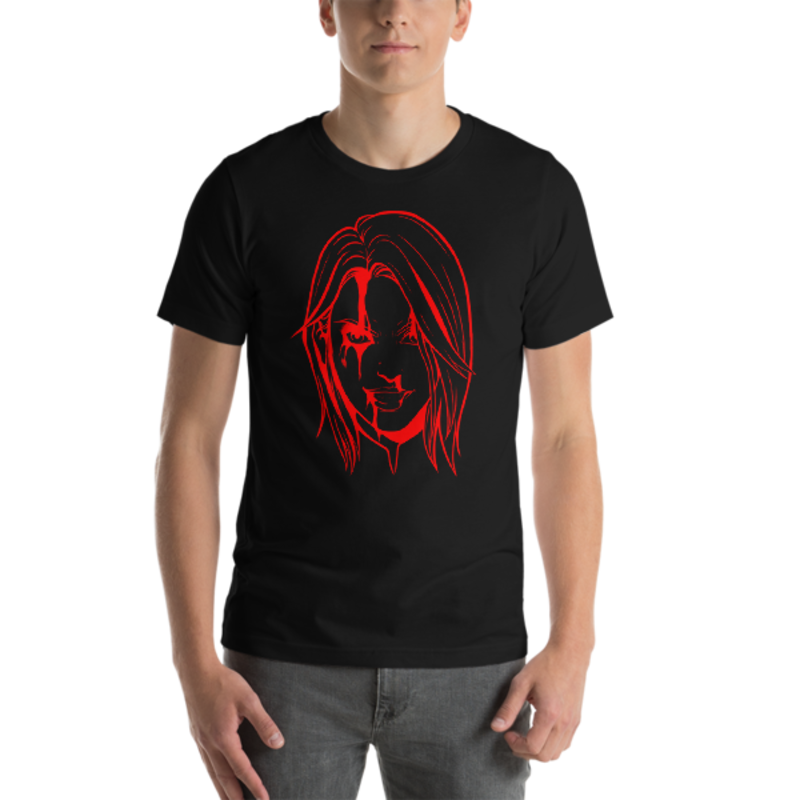 Ion Fury Mad Shelly Short-Sleeve Unisex T-Shirt