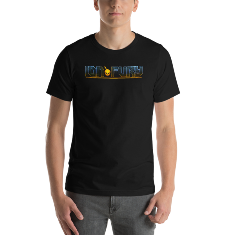 Ion Fury Electric Unisex T-Shirt - L