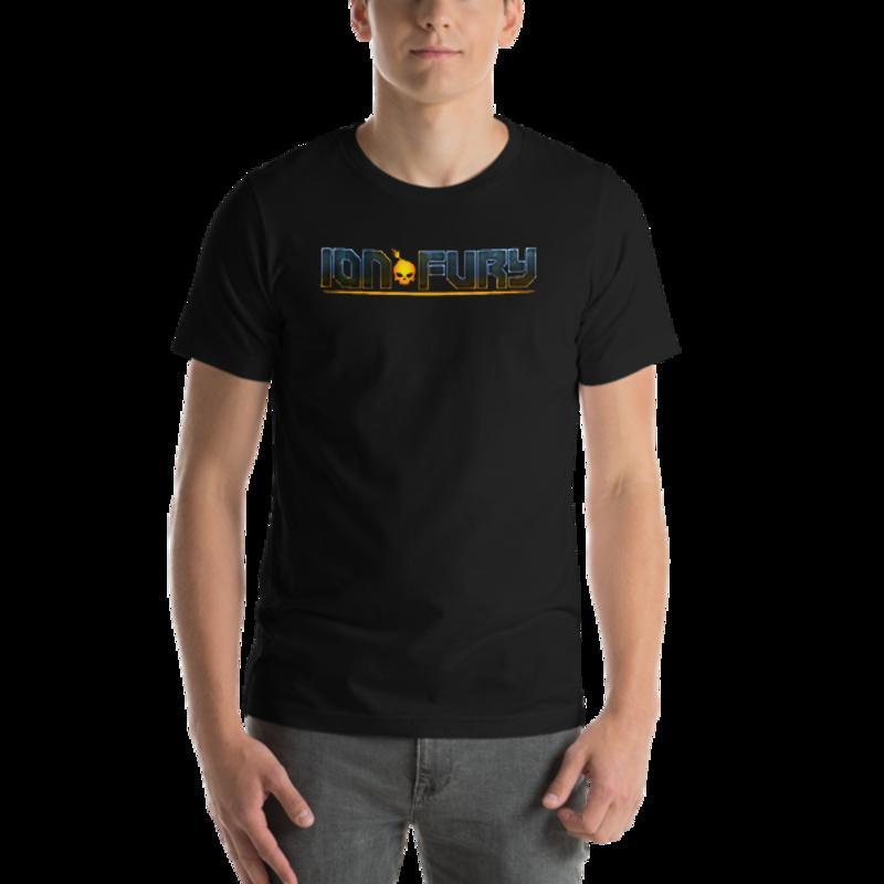 Ion Fury Electric Unisex T-Shirt - XL