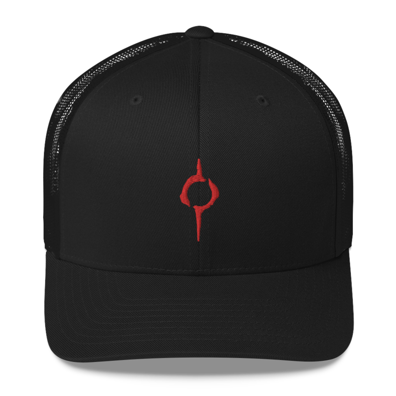 WRATH Sigil Trucker Cap