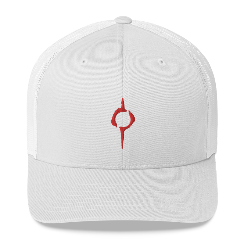 WRATH Sigil Trucker Cap - Wh