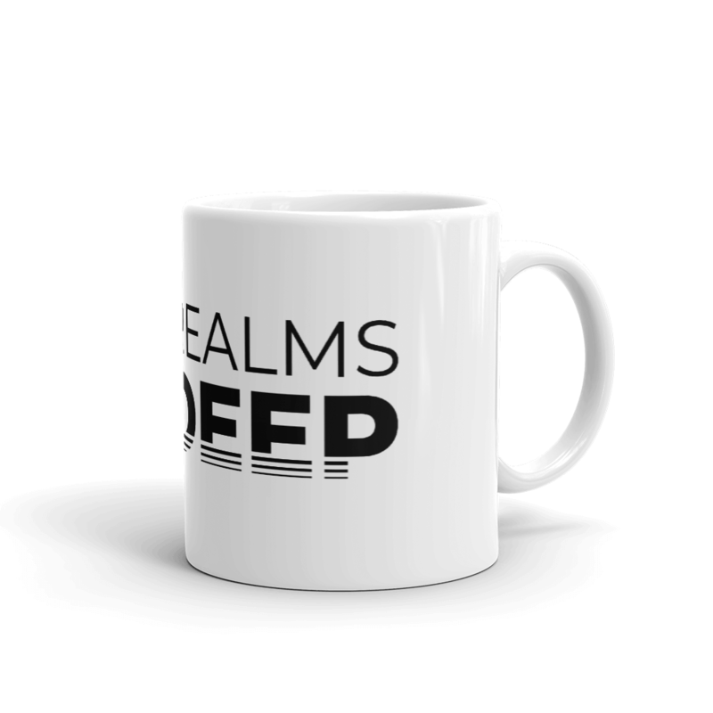 Realms Deep Mug - 11oz