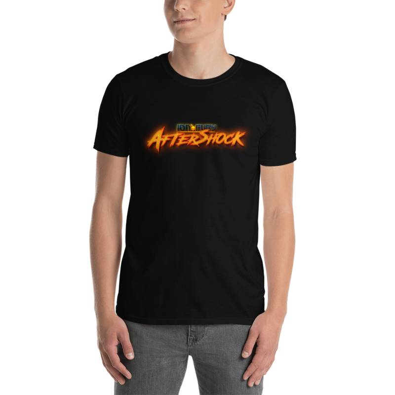 Ion Fury Aftershock Short-Sleeve Unisex T-Shirt - S