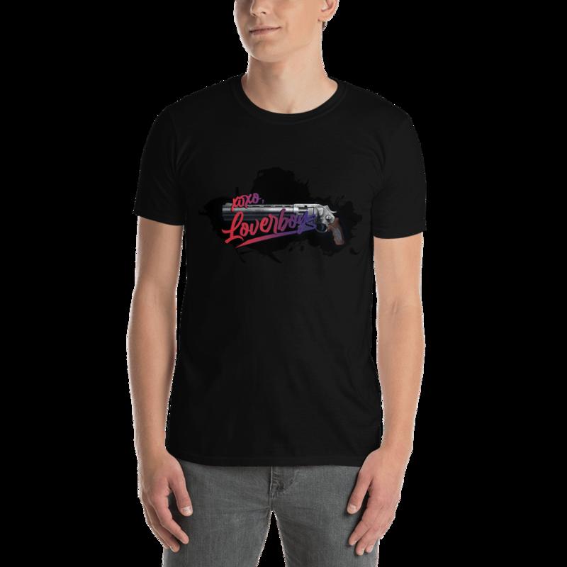 Loverboy Short-Sleeve Unisex T-Shirt