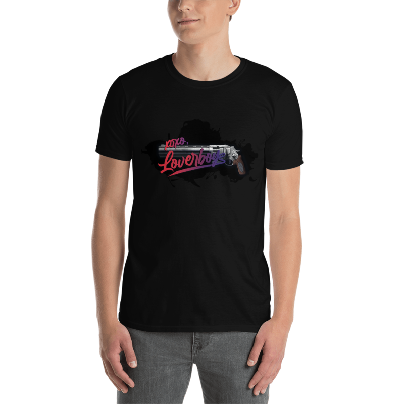 Loverboy Short-Sleeve Unisex T-Shirt - S