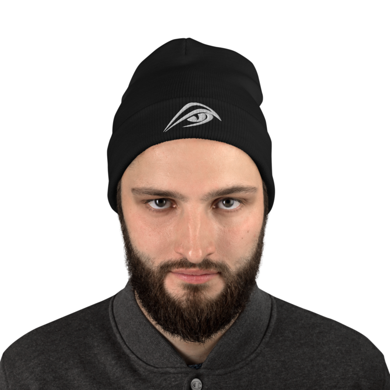 Realms Deep Embroidered Beanie