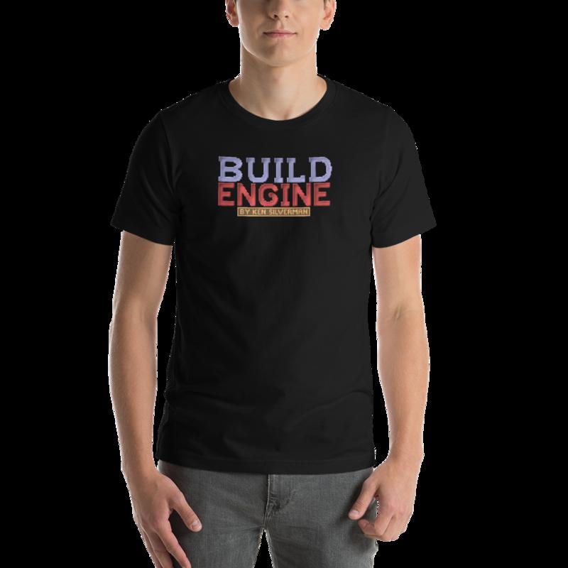 BUILD Engine Unisex T-Shirt - S