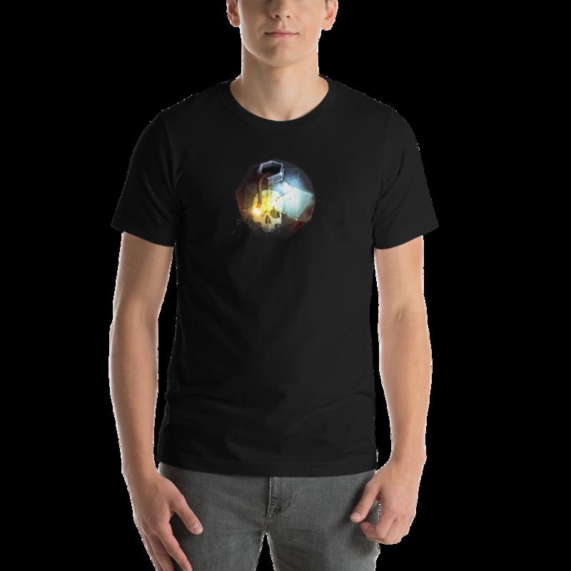 Bowling Bomb Unisex T-Shirt - M