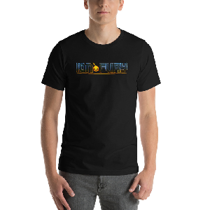 Ion Maiden Electric Unisex T-Shirt