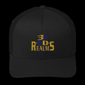 Classic 3D Realms Trucker Cap