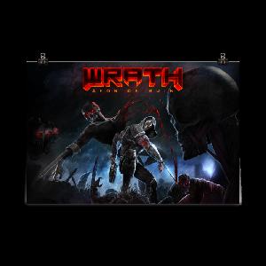 "WRATH: Aeon of Ruin 24x36"" Poster"