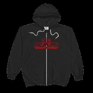 3D Realms Unisex  Zip Hoodie