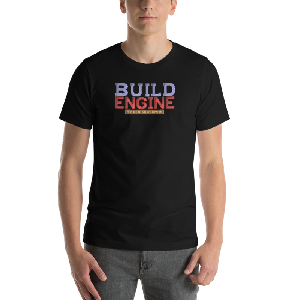 BUILD Engine Unisex T-Shirt