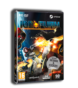 Ion Fury (PC-DVD)