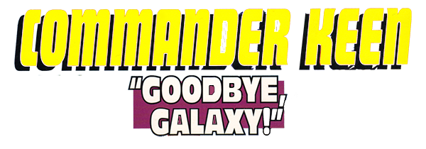 Commander Keen: Goodbye Galaxy