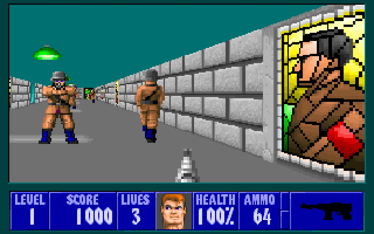 wolfenstein 3d - 3d realms