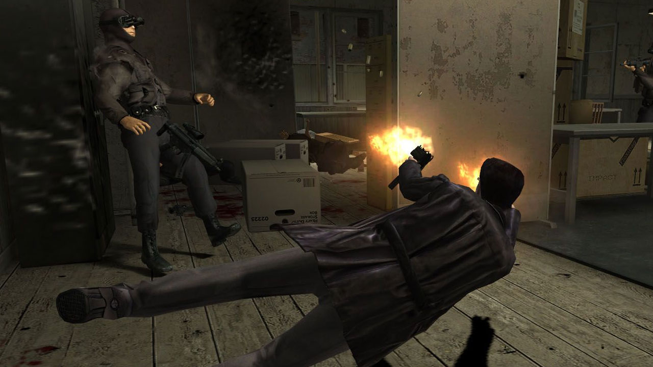 Max Payne 2 3d Realms Firepower Matters