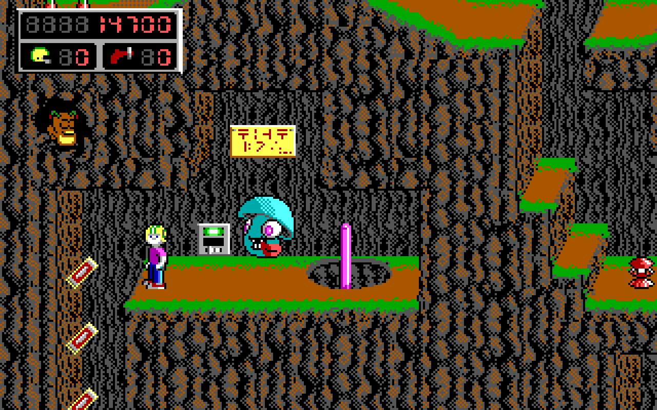 Commander Keen Goodbye Galaxy 3d Realms Firepower Matters
