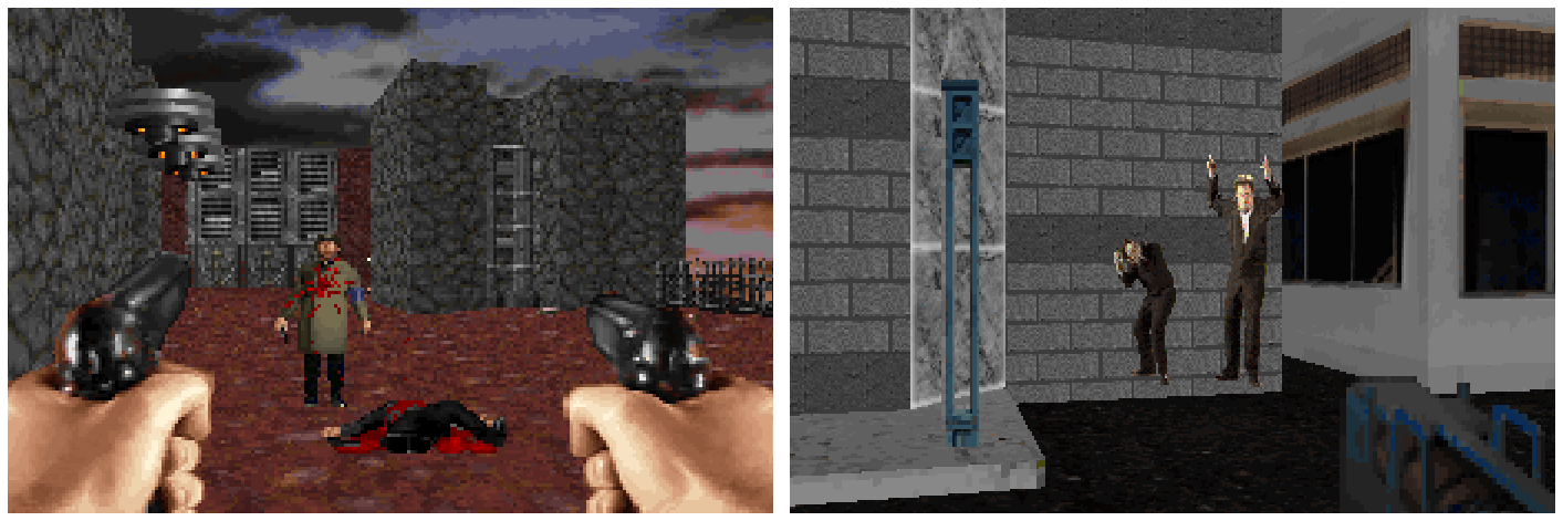 Dev Blog #2: The Art of Ion Fury - 3D Realms - Firepower Matters